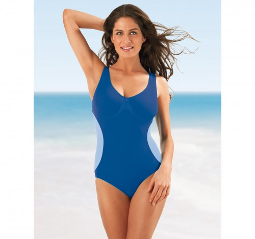 Figur Body Slim Badeanzug