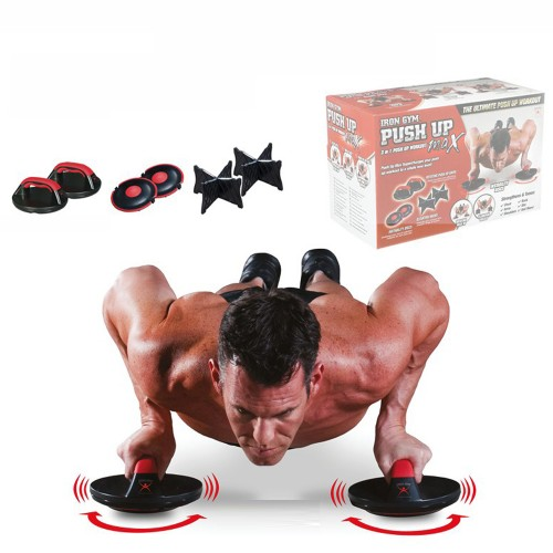 Iron Gym - Push Up Max Liegestützgriffe