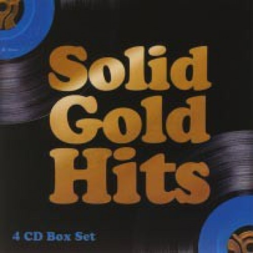Solid Gold Hits auf 4CD`s