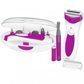 AEG Lady Beauty umfangreiches Set