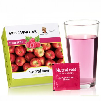 NutraLinea® Apple Vinegar 36 Beutel - Himbeere