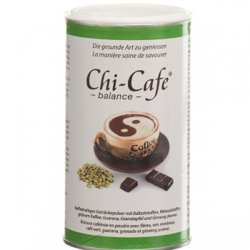Chi-Cafe Balance - Dr. Jacob's