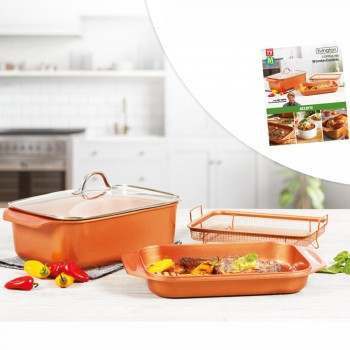 Livington Copperline WonderCooker 14-in-1