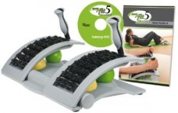 Easy Fit 5 Trainer mit Massage 9-tlg.