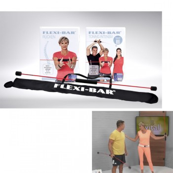 Flexi Sports Flexi-Bar Set mit DVD