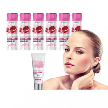 MediCap Effect 6x Collagen Cell Shots + Serum