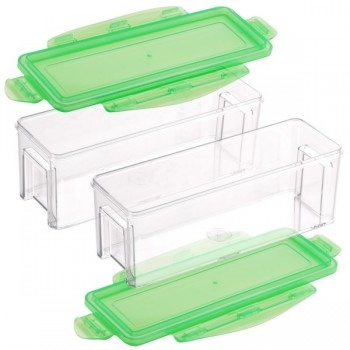 Nicer Dicer Magic Cube, Auffangbehälter, Set 4tlg.