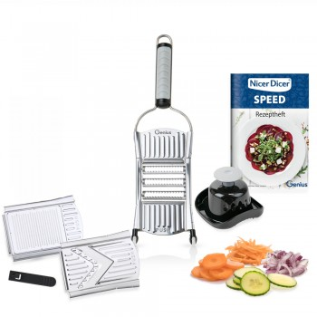 Nicer Dicer Speed Handhobel Set 7-tlg.